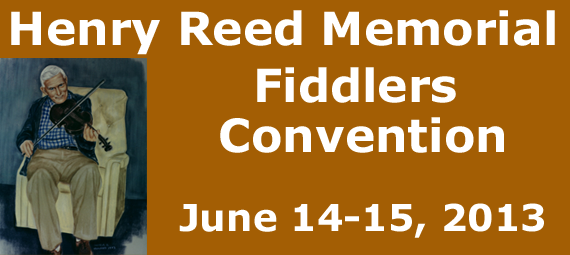Henry Reed Fiddler's Convention