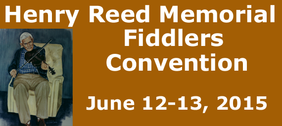 Henry Reed Memorial Fiddlers Convention